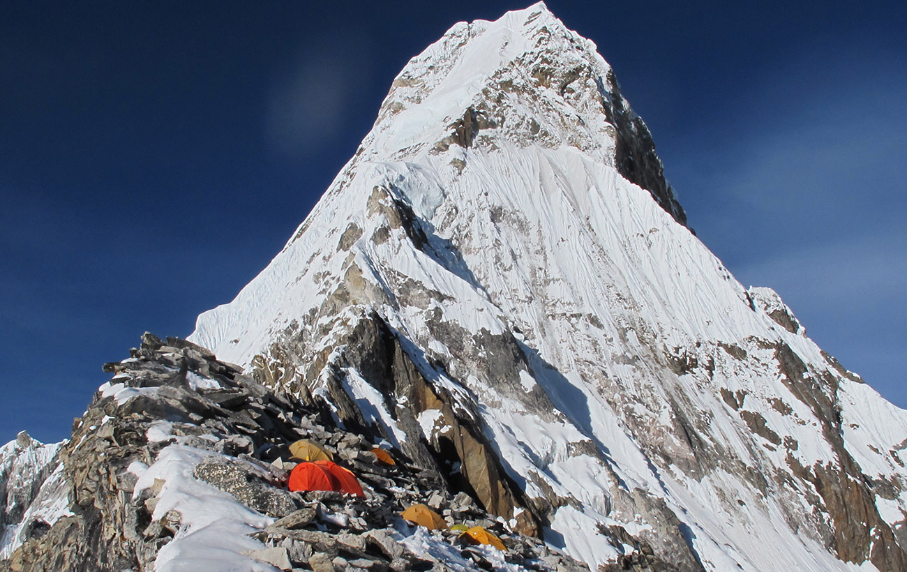 Ama-DablamAma Dablam Base Camp